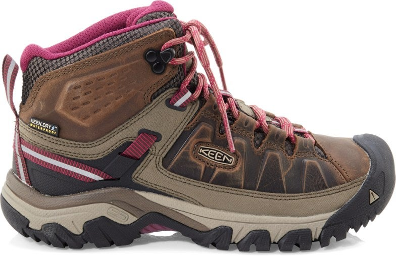 KEEN Targhee III Mid WP Hiking Boot