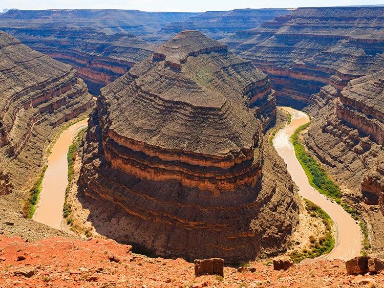 river bend goosenecks state park