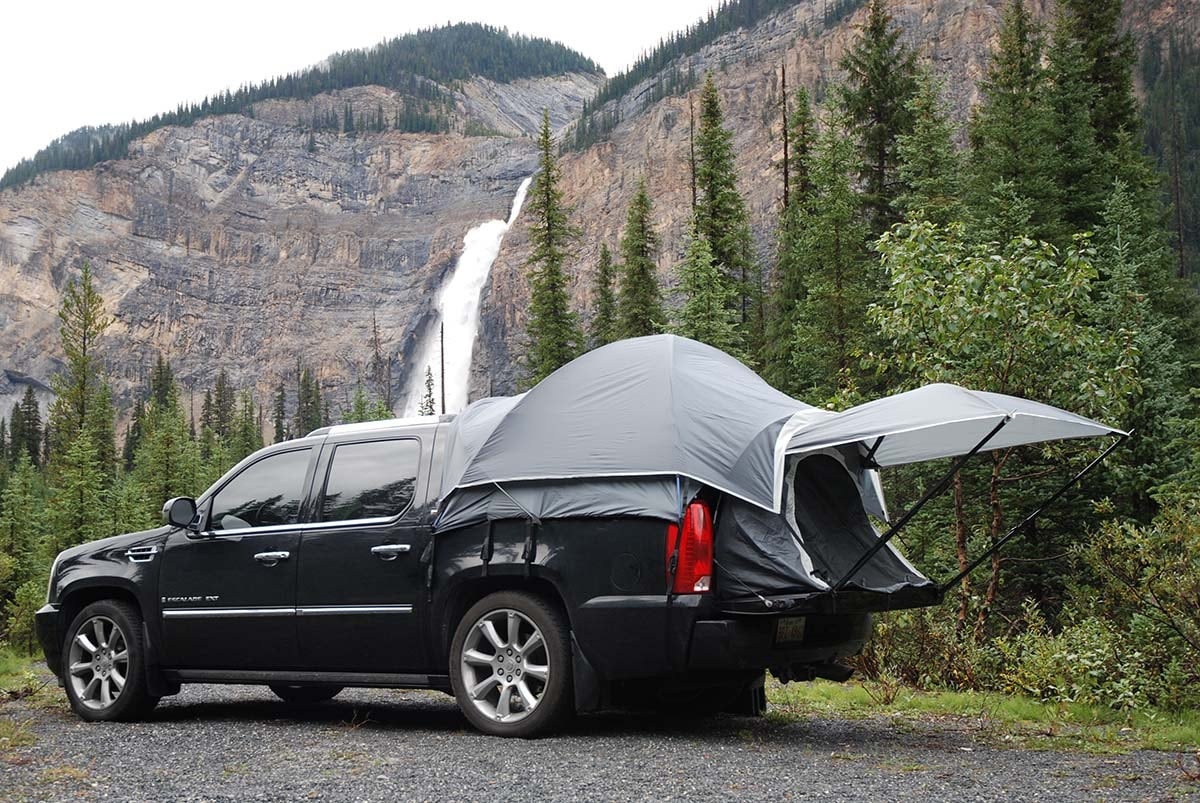 6 Truck Bed Tents That Make Camping Super Comfortable