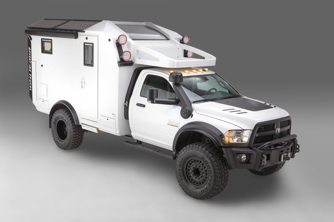 6 Off Road Camper Vehicles That Can Handle Almost Anything