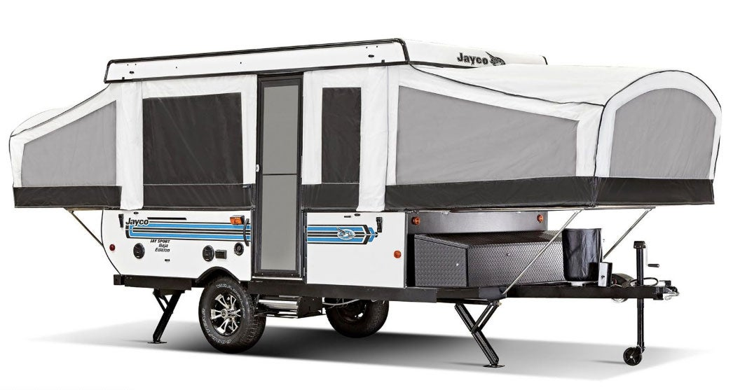 These 7 Pop-Up Campers Are Surprisingly Roomy and Convenient