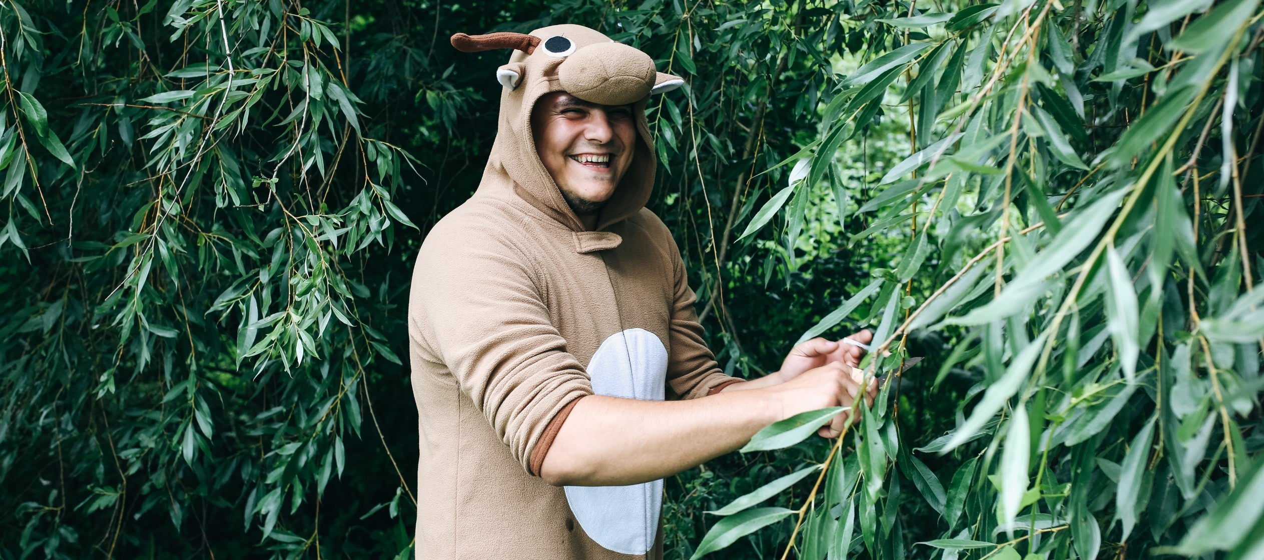 17 Outdoorsy Costume Ideas (That You Might Have in Your Closet)
