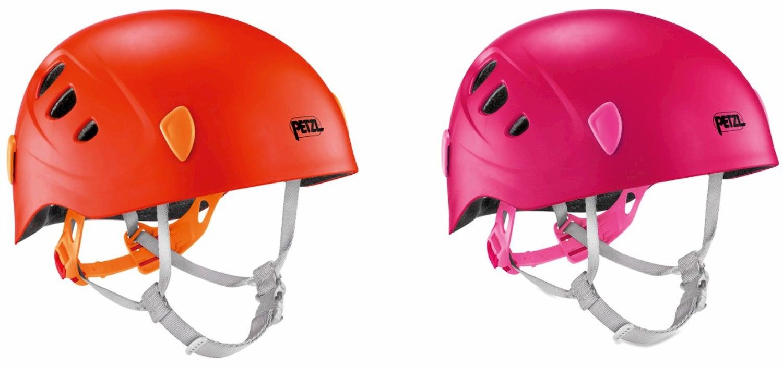 Petzl Picchu Climbing/Cycling Helmet - Kids' (Red and Pink)