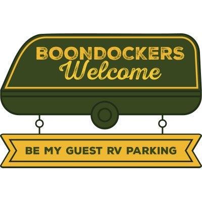 boondockers welcome logo