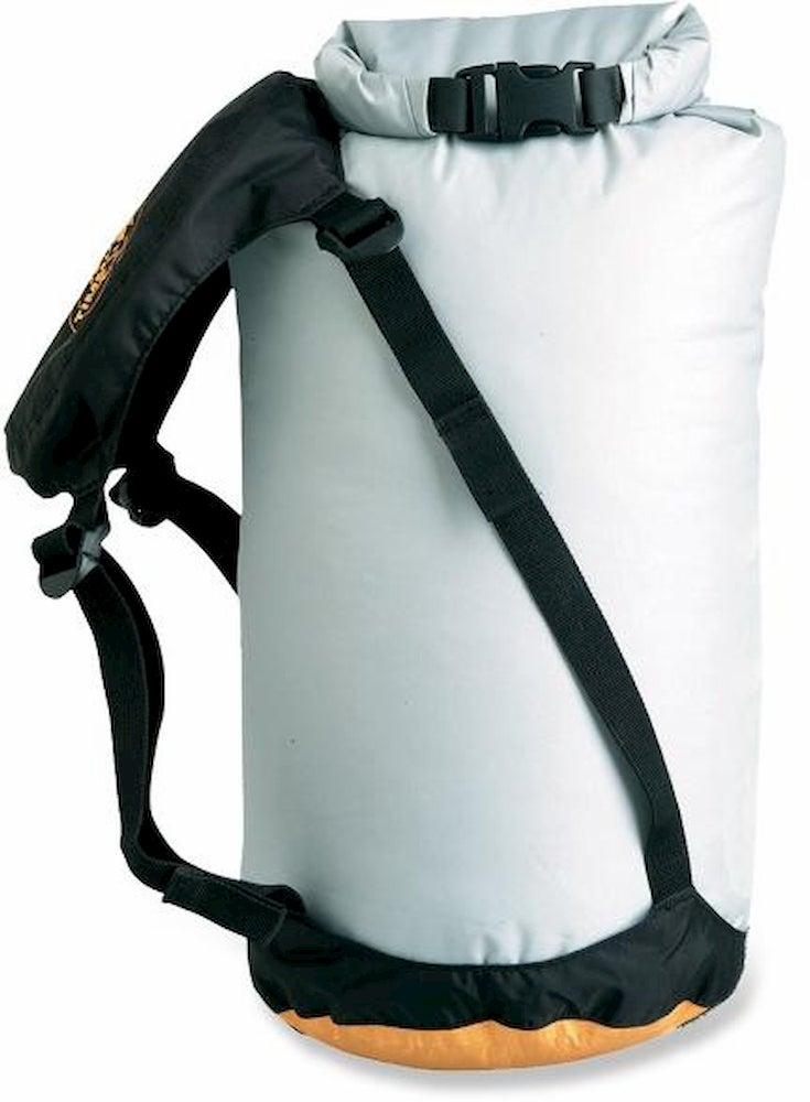Stuffed dry sack.