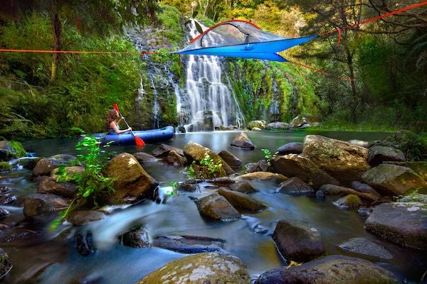 Tree Tents by Tentsile