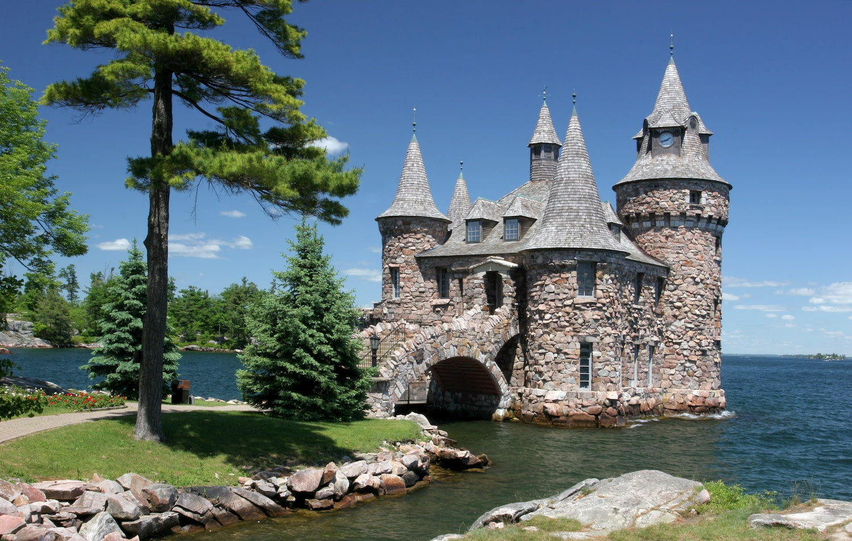 boldt castle at thousand islands ny