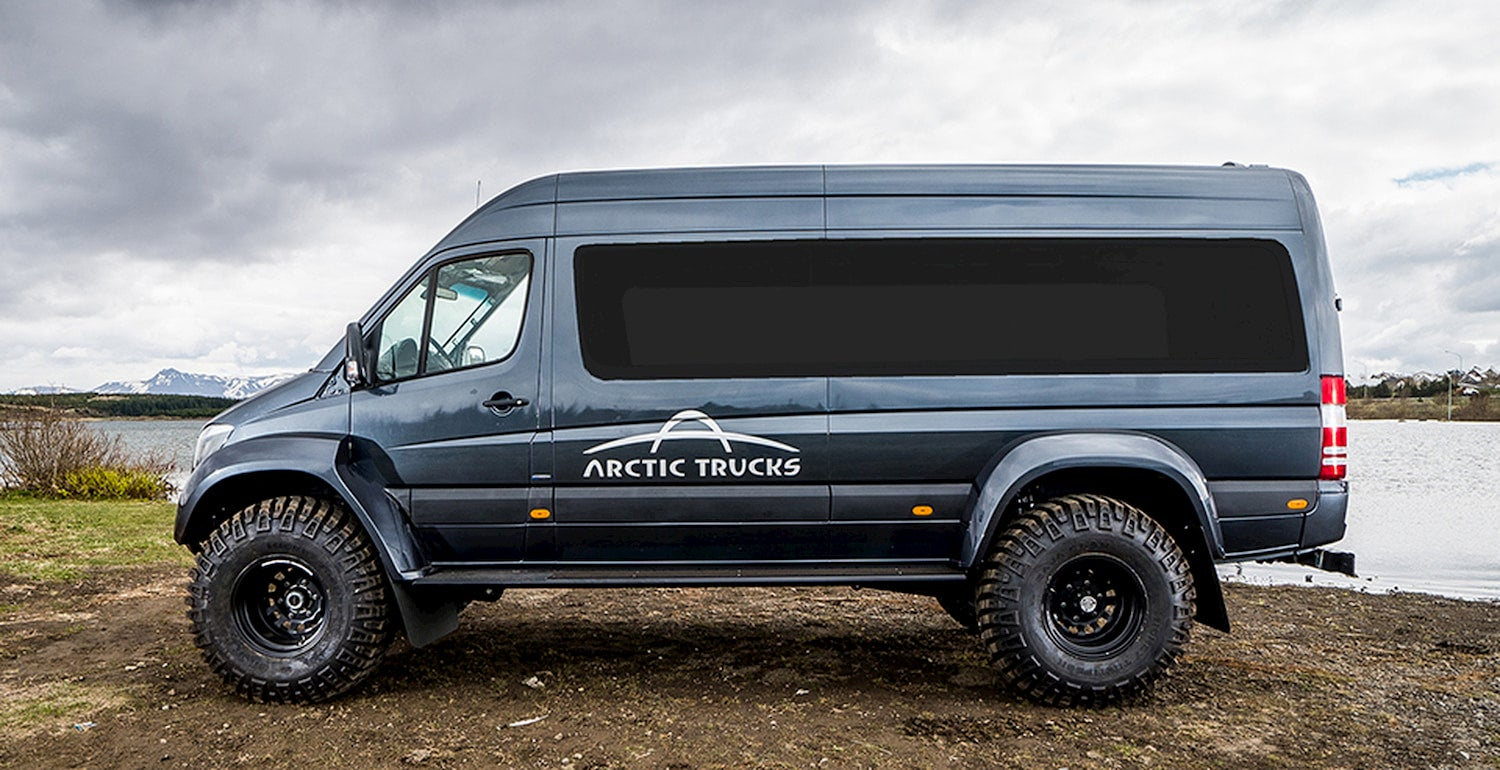 See the Mercedes Sprinter That Overlanders Are Freaking Out About