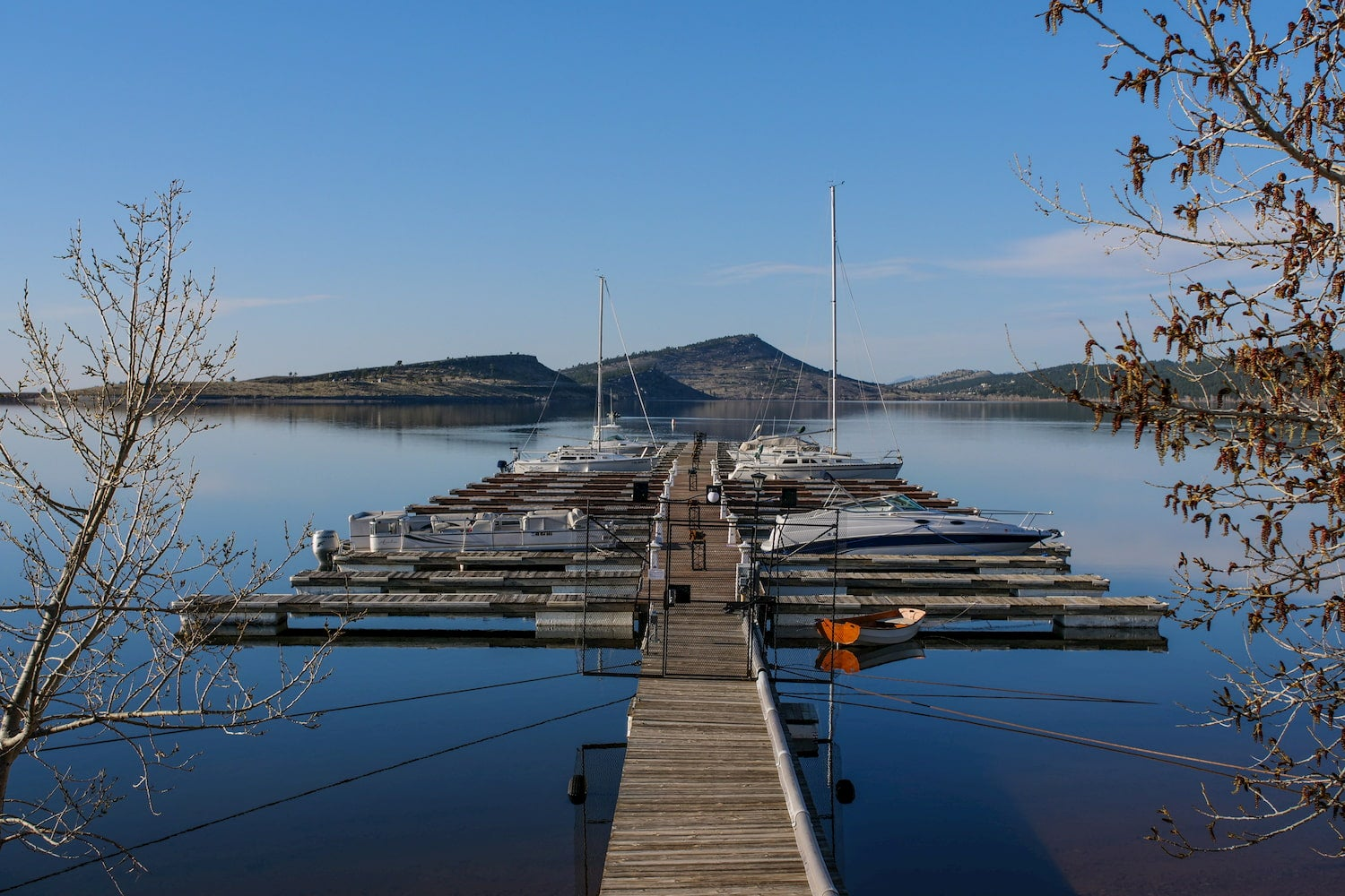 marina at carter lake