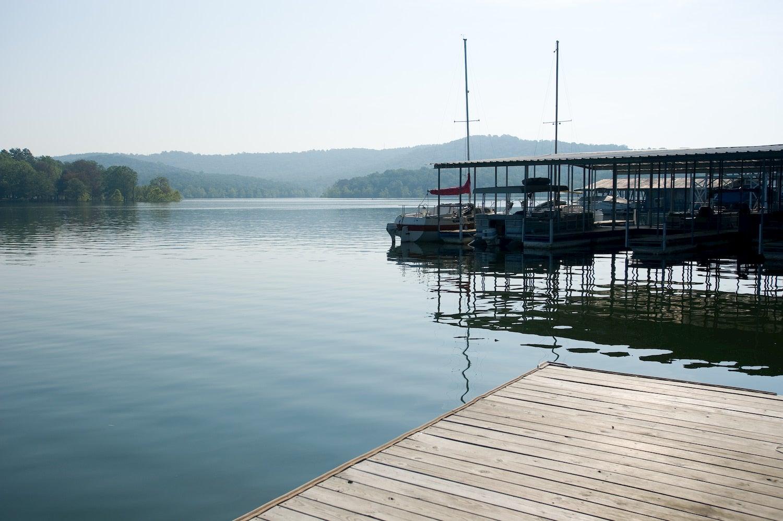 docks at table rock lake camping