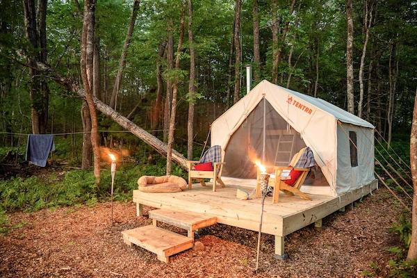 Tentrr Camping and Glamping Sites
