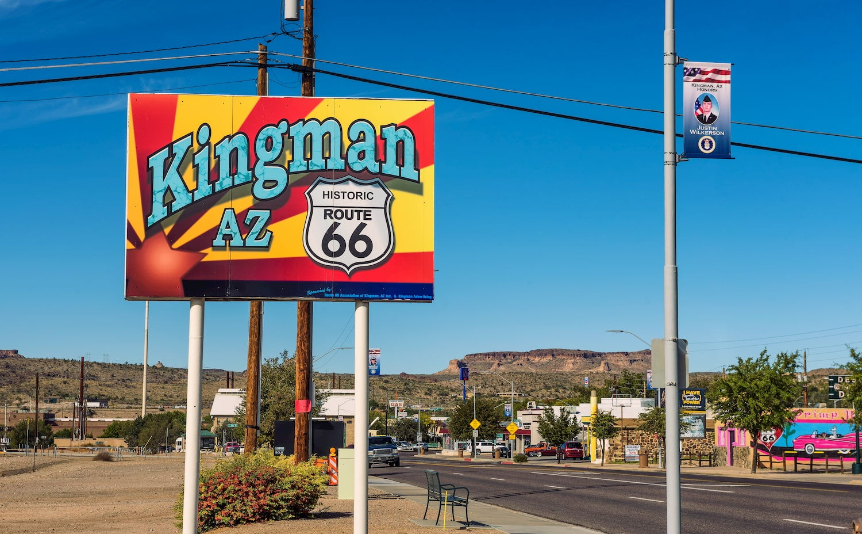 billboard advertising kingman, az