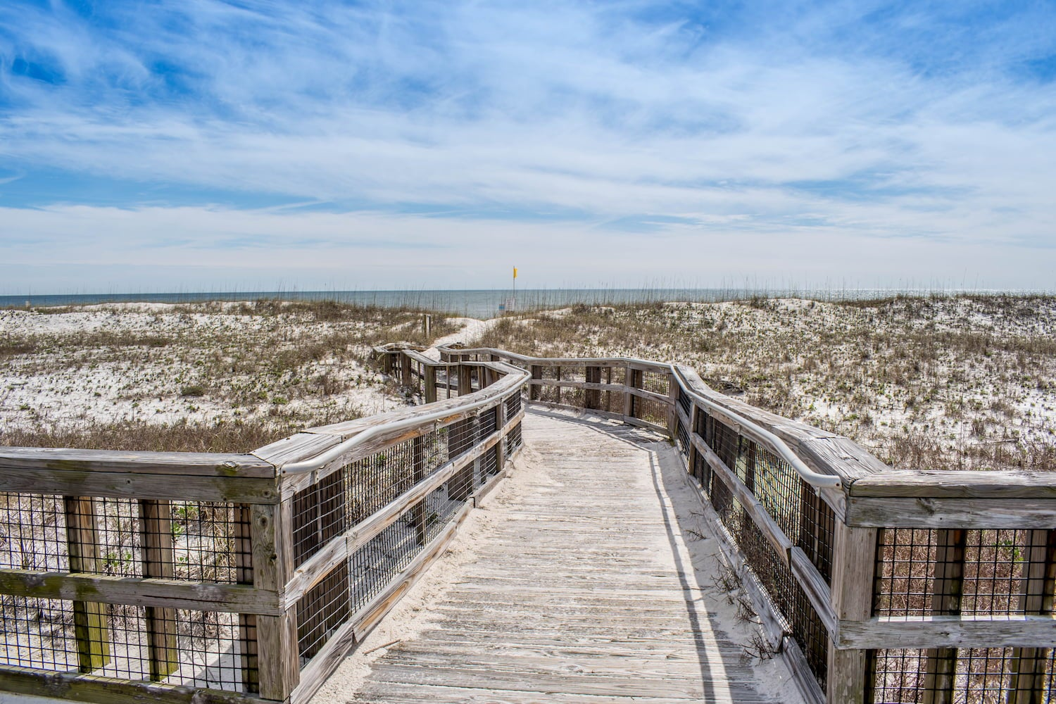perdido key state park boardwalk