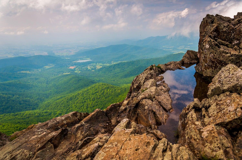 stony mountain