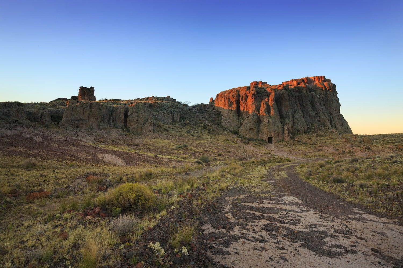monolith garden in kingman arizona
