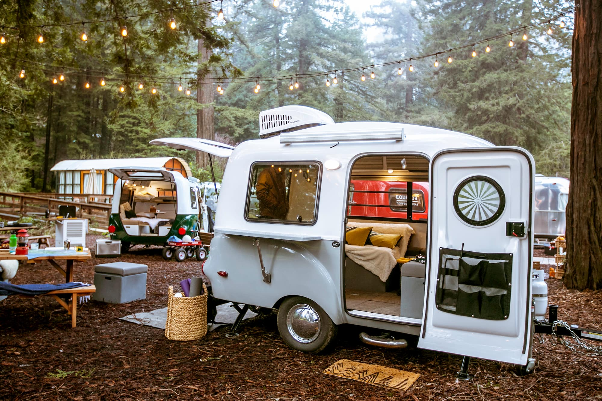 Bring Back Retro Camping With These 8 Vintage Campers