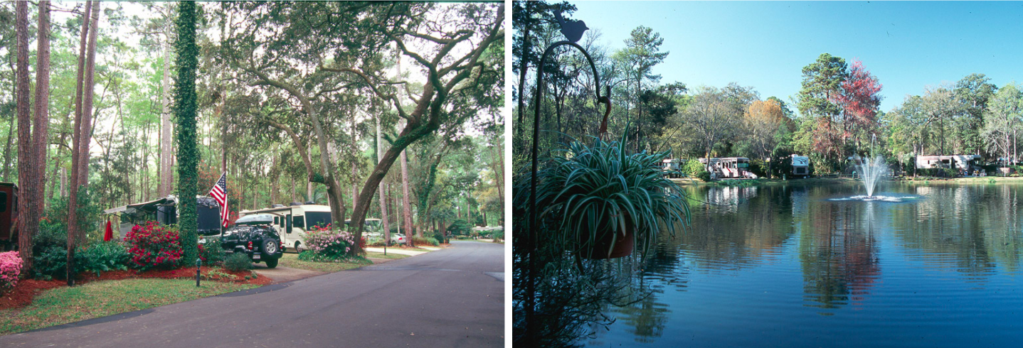 side by side of hilton head island resort