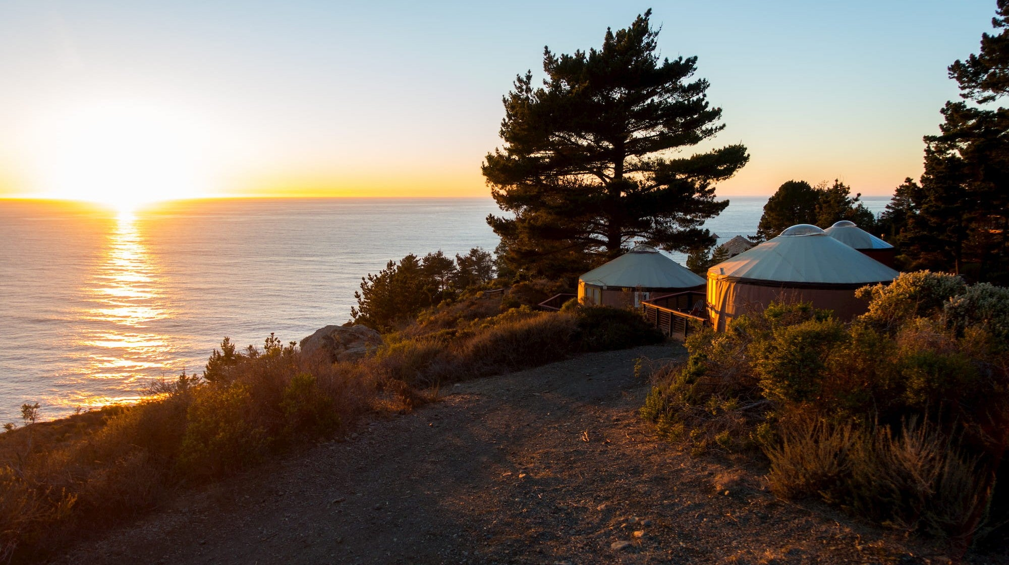 Find Coastal California Comfort At These Big Sur Glamping Spots
