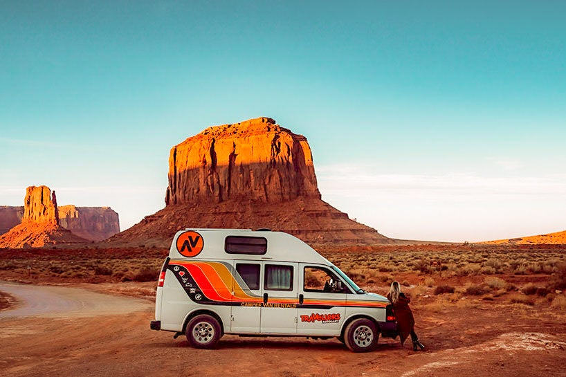Travellers Autobarn RV Rentals in California