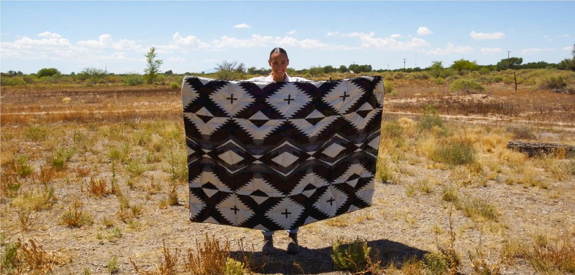 Rumpl Woven Blanket