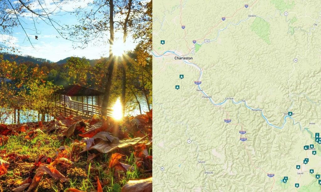 Best Camping Near Charleston West Virginia