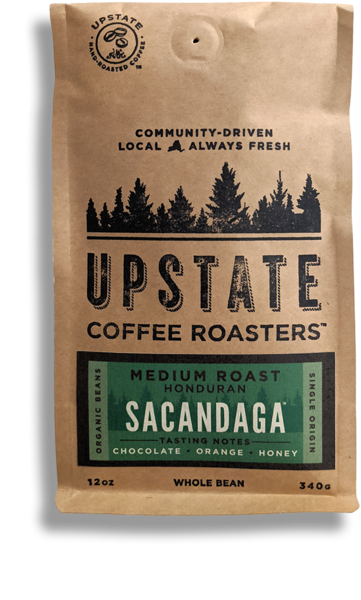 upstate coffee bag