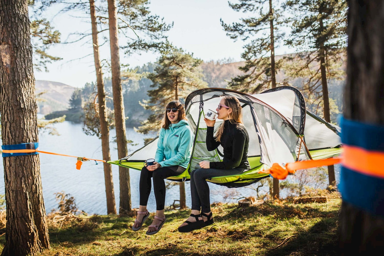 tentsile connect two person