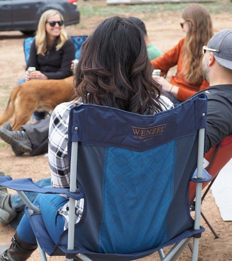 Wenzel Camping Chair