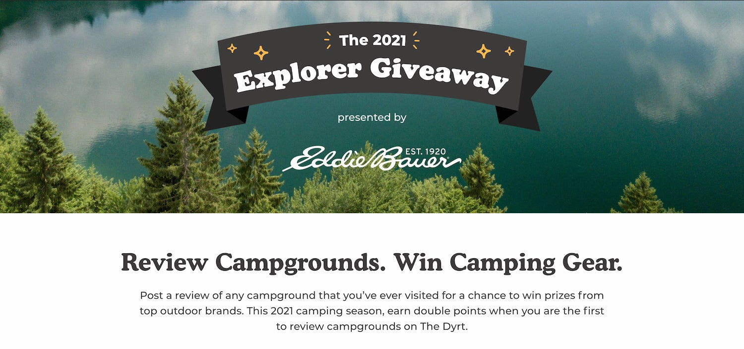 2021 explorer giveaway sponsored by Eddie Bauer