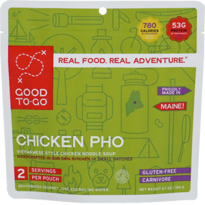 chicken pho packaging