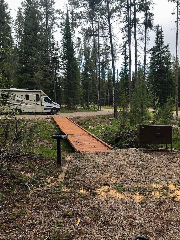 Mike Harris campground - Idaho Falls