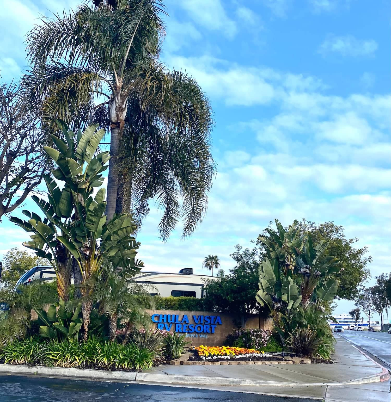 Chula Vista RV Resort, San Diego